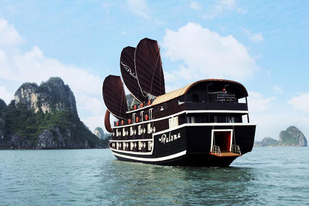 Paloma Cruise Ha Long Bay