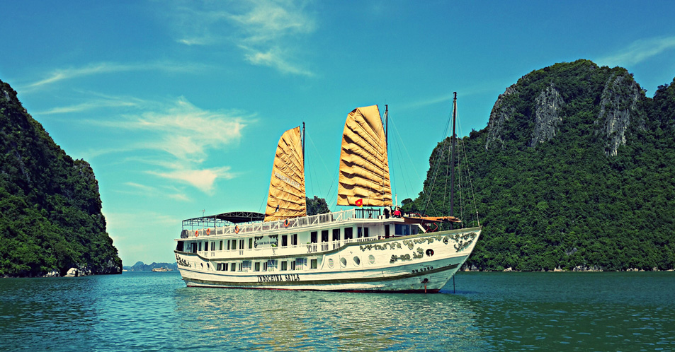Indochina Sails Cruises