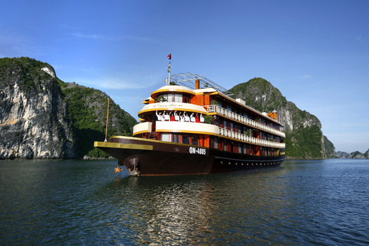 Emotion Cruise Halong